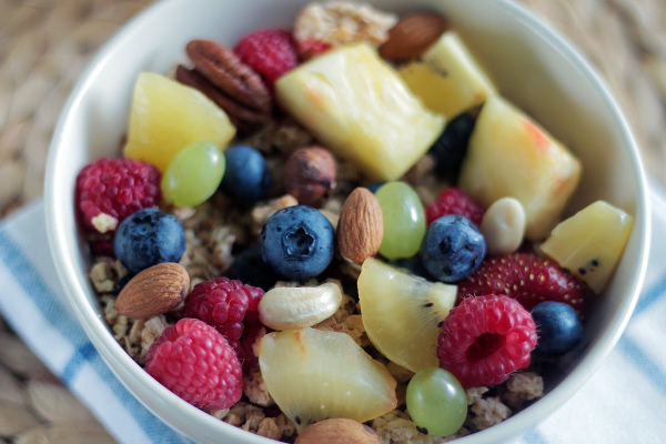 10 Healthy Snacks for Work You'll Love